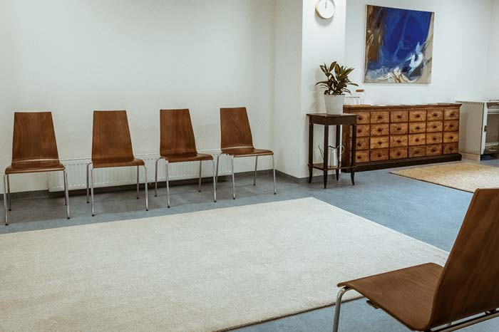 Therapiezentrum beim Schloss Eisenstadt
