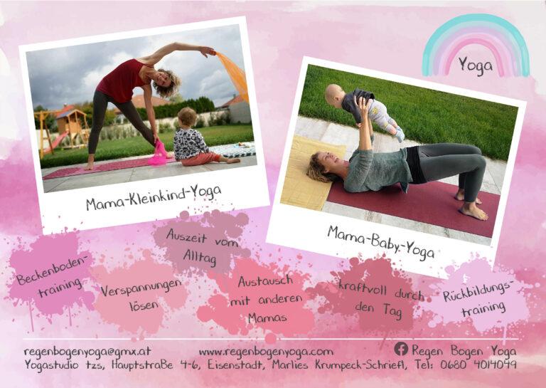 Marlies Krumpeck Baby Yoga